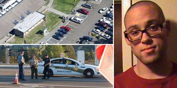 USA: 10 personnes froidement abattues dans un campus universitaire, le tireur identifié - La Libre