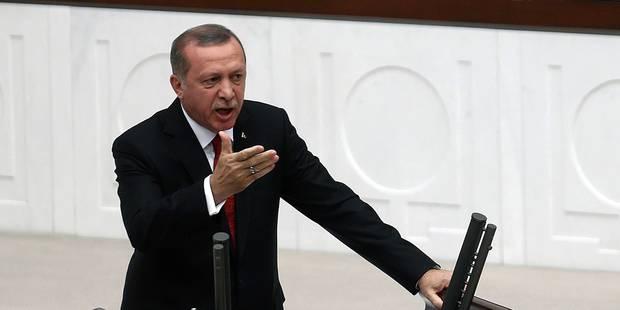 Pourquoi les Européens ont besoin de la Turquie pour faire face aux réfugiés - La Libre