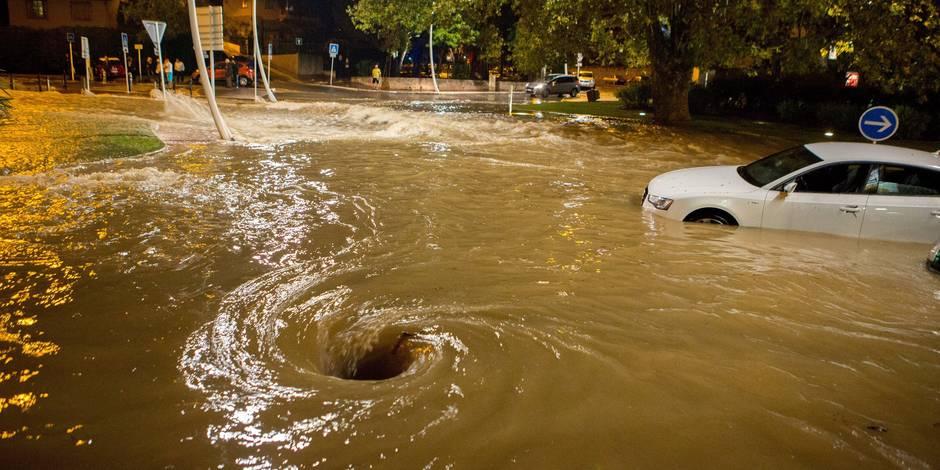 Inondations meurtrières: la Belgique n'est pas à l'abri