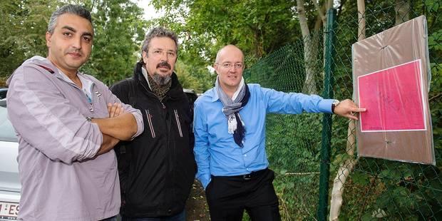Neder-Over-Heembeek: un projet immobilier menace le Chemin vert - La Libre
