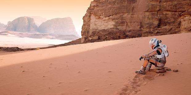 "En 4 scènes, ""Seul sur Mars"" vu par la science - La Libre"