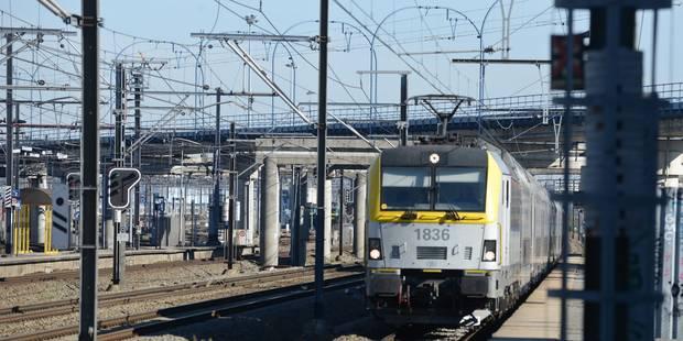 Grève sur le rail: Des perturbations dès ce jeudi soir - La Libre