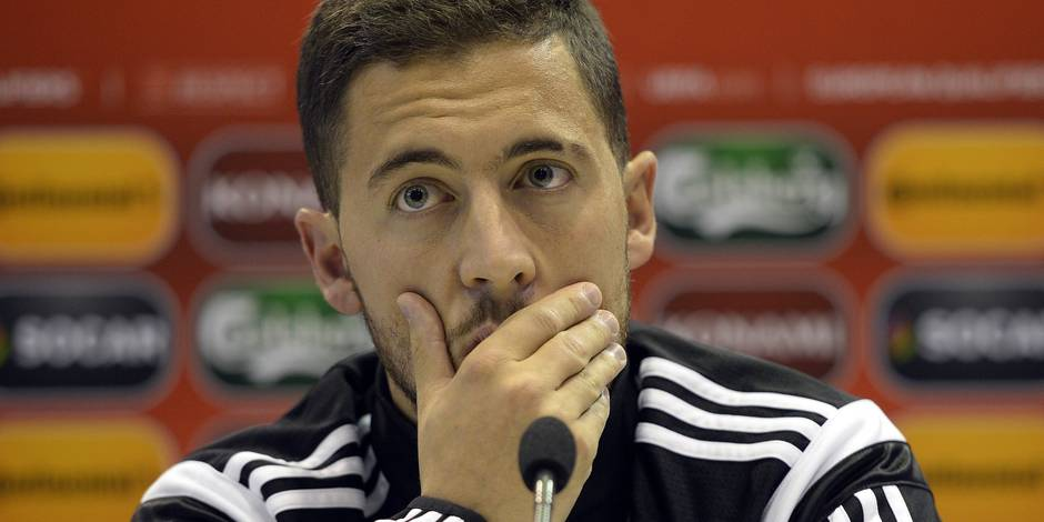 """Eden Hazard: """"C'est la première fois que je vis une période difficile"""""""