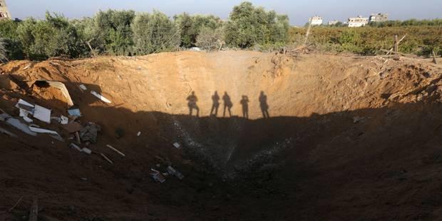 Deux Palestiniens tués dans un raid israélien à Gaza, la colère gronde - La Libre