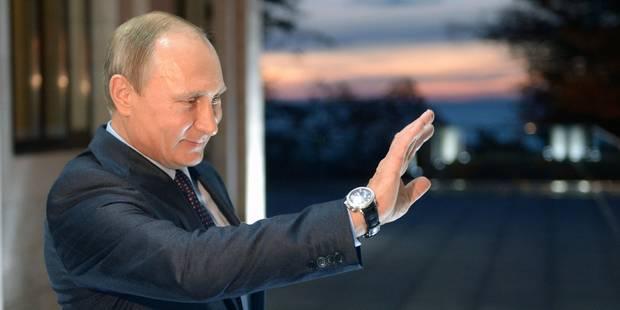 La génération Poutine refuse de devenir l'élite - La Libre