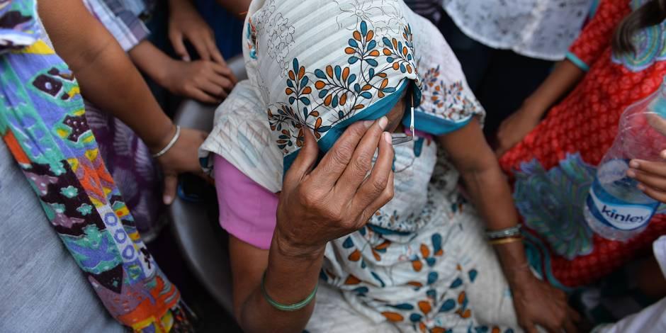 Inde: deux fillettes de 2 et 5 ans violées à New Delhi