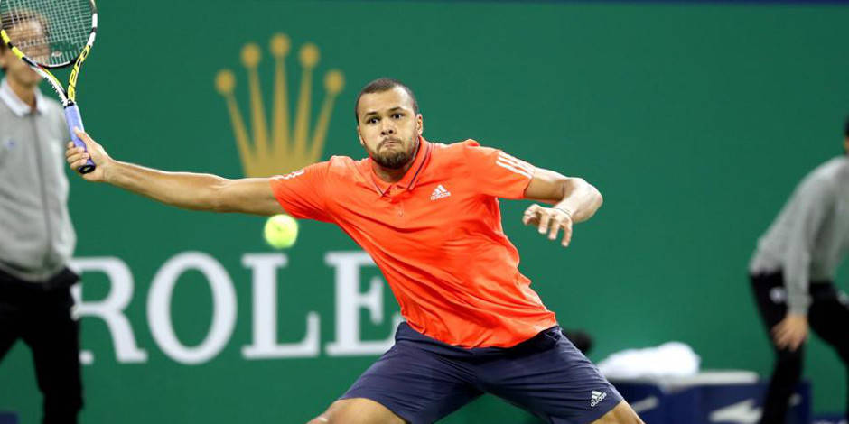 Un point invraisemblable signé Tsonga (VIDEO)