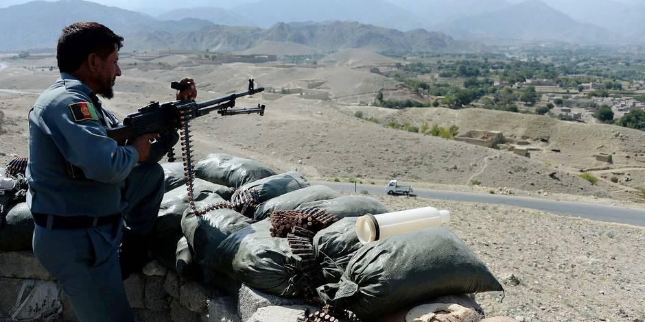 Exécutions, mariages forcés, extorsions? Daech tente de supplanter les talibans - La Libre