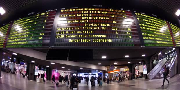 La SNCB réclame un peu plus de 20.000 euros à un resquilleur - La Libre