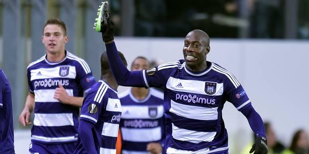 Anderlecht prend son pied et se relance contre Tottenham (2-1) - La Libre