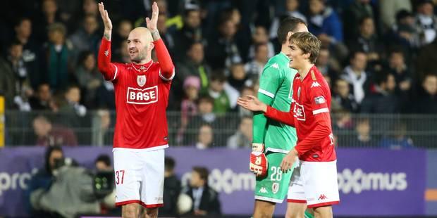 Incidents lors de Charleroi-Standard: le club liégeois sanctionne les Ultras ! - La Libre