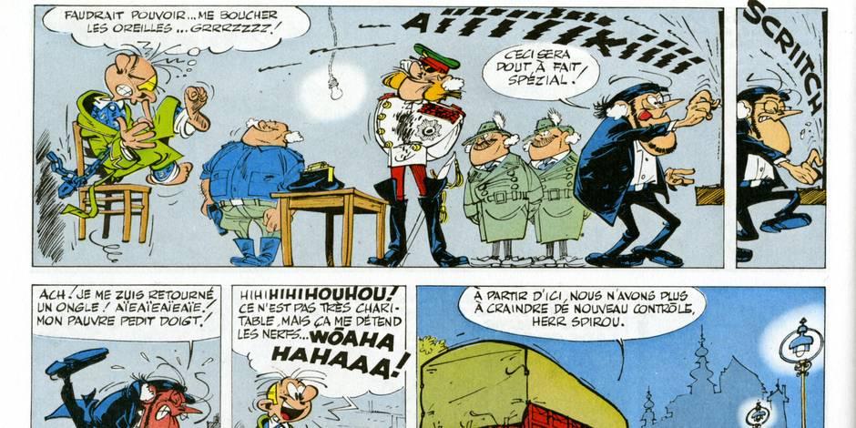 Le génie de Franquin ranimé