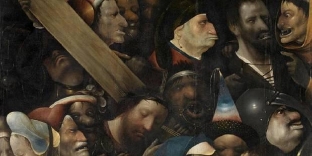 """Bosch n'aurait pas peint """"Le Portement de Croix"""" - La Libre"""