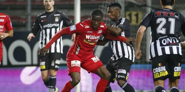 Charleroi se pénalise dans les arrêts de jeu, Bruges recolle à la tête - La Libre