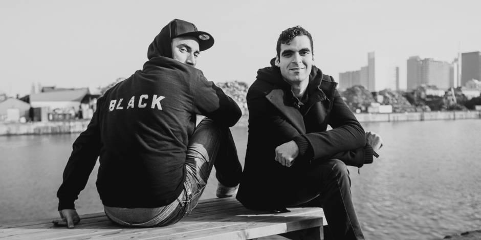 Adil El Arbi et Bilall Fallah, les deux réalisateurs belges qu'Hollywood s'arrache