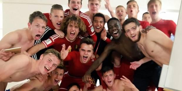 Historique: les Diablotins (U17) en 1/2 finales de la Coupe du Monde (VIDEO) - La Libre