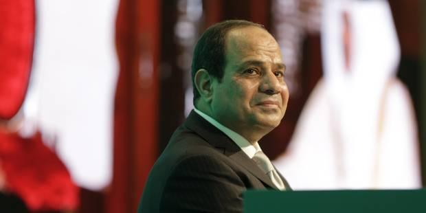 Crash en Egypte: Sissi et Cameron d'accord pour renforcer la sécurité de l'aéroport de Charm el-Cheikh - La Libre