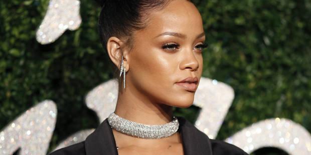 Rihanna ne sera finalement pas présente sur la scène du show de Victoria's Secret