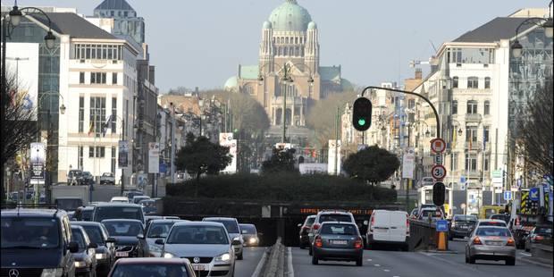 Quand le tunnel Léopold II sera-t-il rénové ? - La Libre