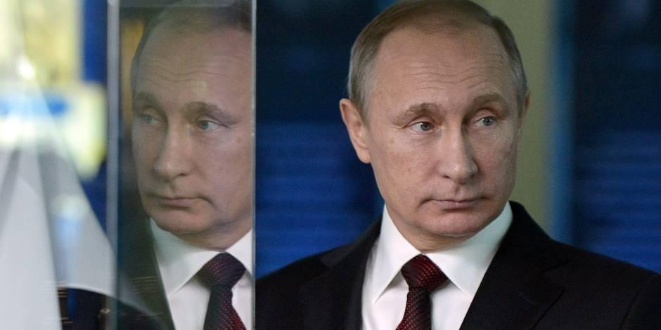 """Lutte contre l'EI : """"le seul à avoir des couilles"""" est Poutine"""