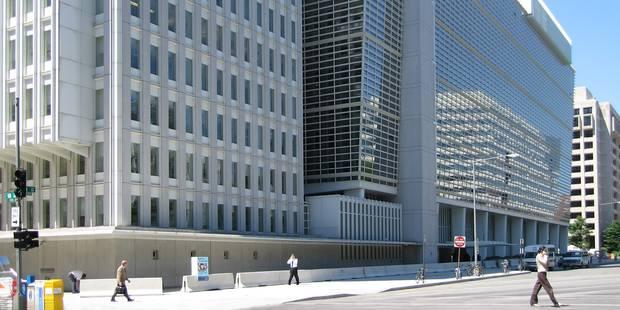 Démission de deux dirigeants de la Banque mondiale, dont un Français - La Libre
