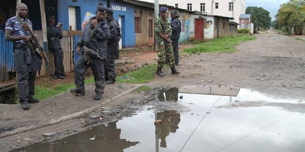 Burundi: le parti au pouvoir accuse la Belgique d'armer l'opposition - La Libre