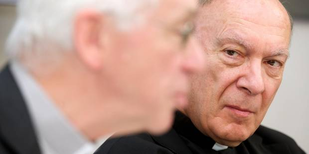 Mgr Léonard, un évêque gaullien - La Libre