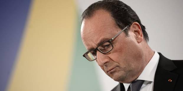 """Fusillades à Paris: François Hollande y voit """"une horreur"""" et ferme les frontières (toutes les réactions) - La Libre"""