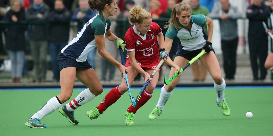 Hockey Dames: le Braxgata remporte son sommet face à l'Antwerp