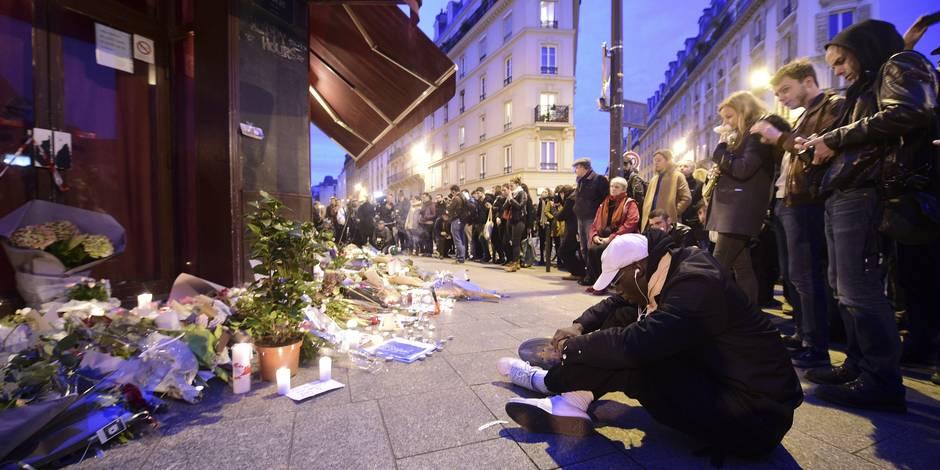 Attentats de Paris: la piste d'un neuvième assaillant privilégiée, l'Europe reste en alerte