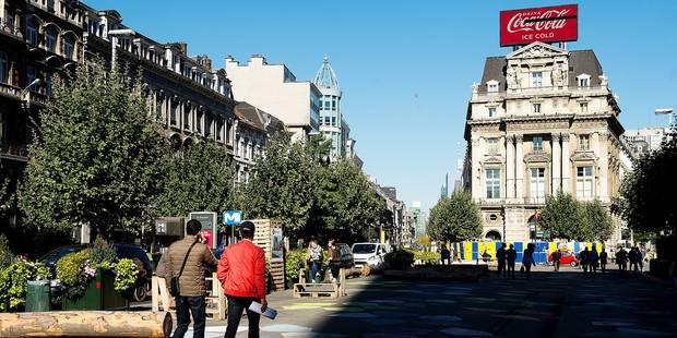 Bruxelles: importants changements sur le piétonnier - La Libre