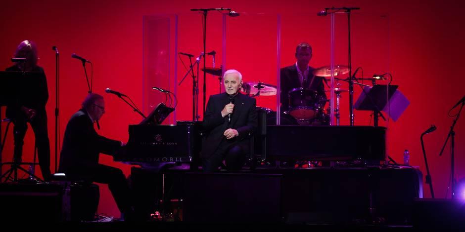 Charles Aznavour, l'éternel retour