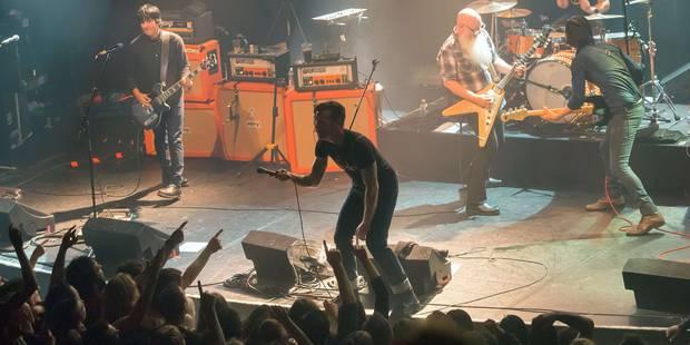 """""""Vive la musique, vive la liberté, vive la France"""": Le groupe Eagles of Death Metal s'exprime pour la première fois - La..."""