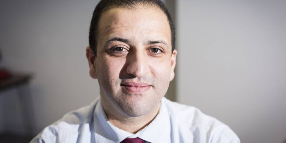 """Hassan Bousetta : """"La solution viendra du dialogue politique"""" - La Libre"""