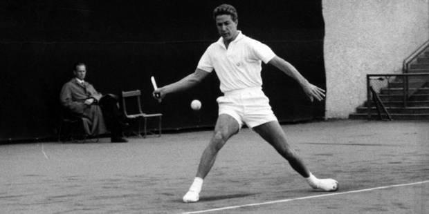 Décès de Philippe Washer, figure emblématique du tennis belge - La Libre
