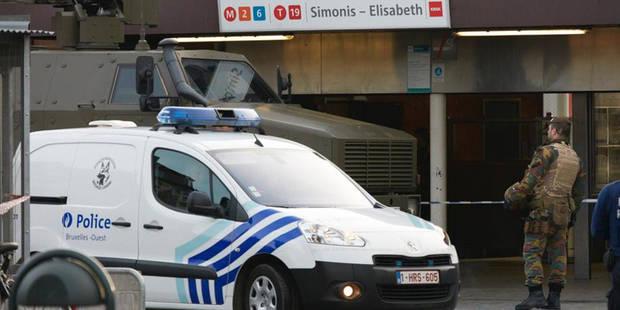 Alerte à l'anthrax à Bruxelles: un colis suspect découvert dans un bus (PHOTOS) - La Libre