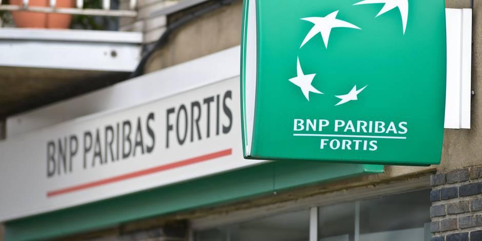 Un millier d'emplois supprimés d'ici 2018 chez BNP Paribas Fortis