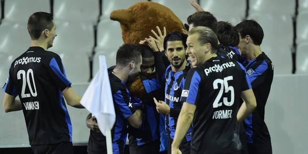 Croky Cup: Vainqueur de Lokeren (1-0), le Club Bruges est le dernier qualifié pour les quarts - La Libre