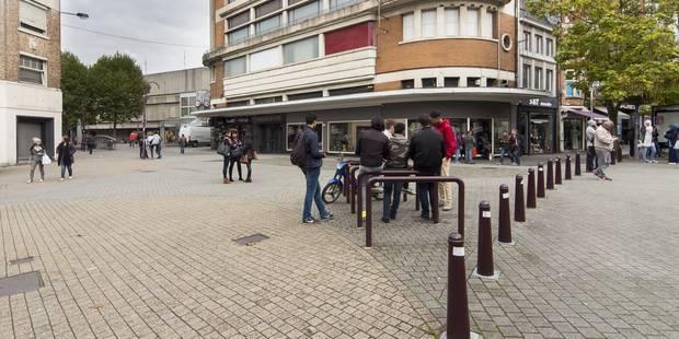 Verviers: un centre-ville très animé - La Libre