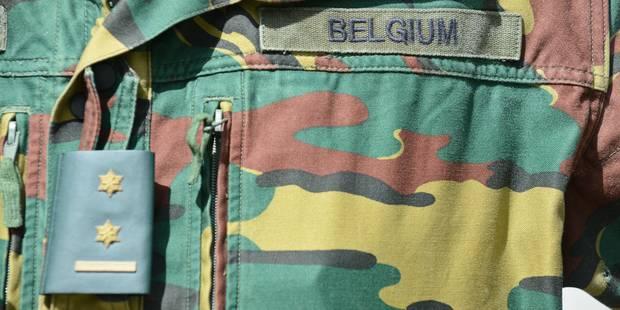 A l'armée belge, il manque 10% des effectifs - La Libre