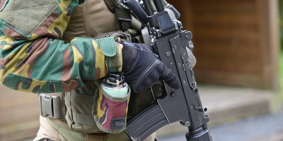 La Belgique envisage le déploiement de 300 militaires au Sahel en 2016