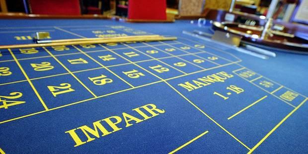 Bruxelles: le gang des casinos arrêté - La Libre
