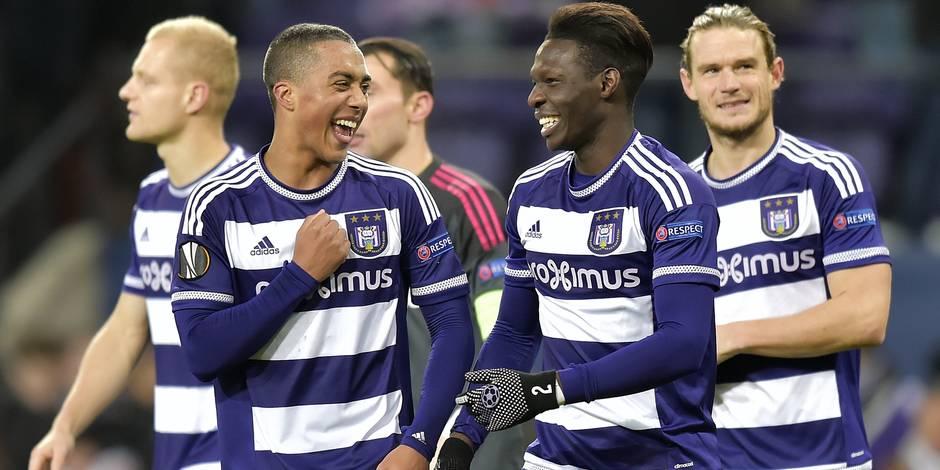 Europa League: Anderlecht face à l'Olympiakos