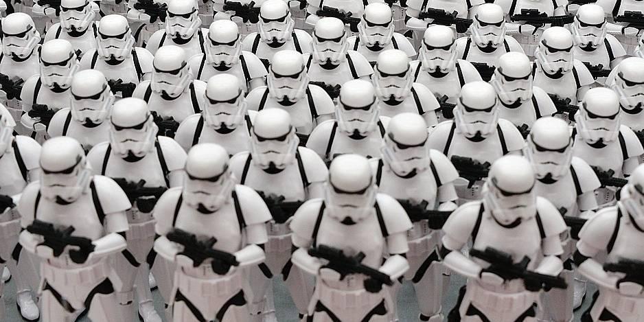 Star Wars, le réveil de la force ou de la farce? - La Libre