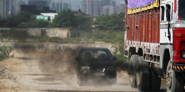 Inde: la Cour suprême interdit la vente de voitures de luxe au diesel à Delhi - La Libre
