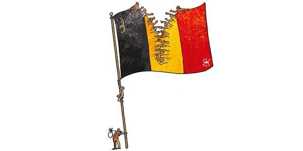 Bruxelles rate son parcours d'intégration - La Libre
