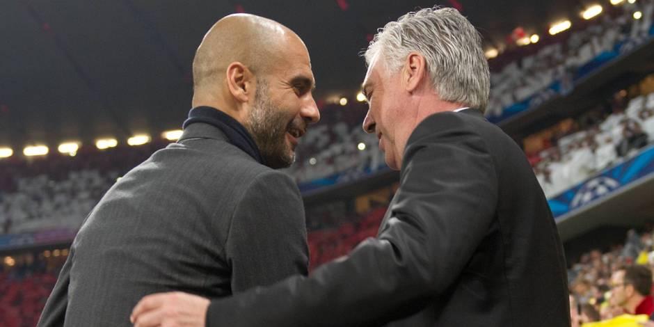 Guardiola quittera le Bayern en fin de saison, Ancelotti le remplacera