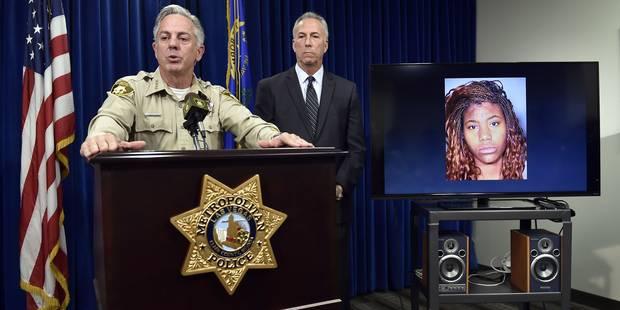 La femme qui a foncé dans la foule à Las Vegas inculpée de meurtre - La Libre