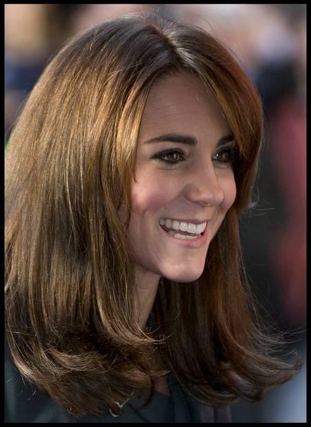 Kate Middleton N En Peut Plus De Sa Coiffure De Maman La Libre
