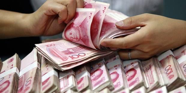 Le renminbi conquiert sa place - La Libre
